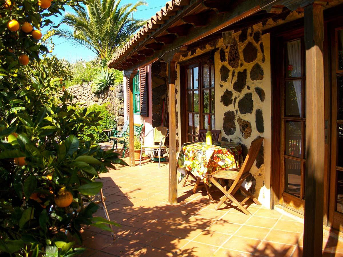 Ferienhaus Casa Musica Romantica auf La Palma