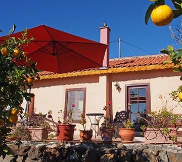 Ferienhaus auf La Palma: Casa Sinfonia